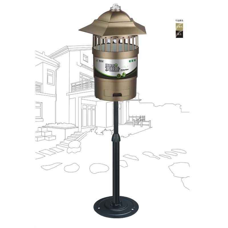 高科达W-B03草坪灯式户外防水灭蚊灯