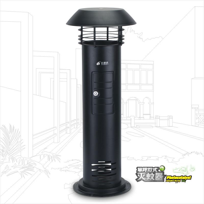 高科达H-X5不锈钢草坪灯式灭蚊灯