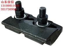 山东畅销压轨器 QU120焊接型轨道固定件