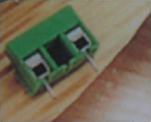 现货供应KF126V-5.0-3P中间接线柱,接线端子(FS126)