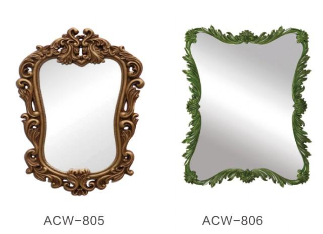 马克笔手绘镜子质感