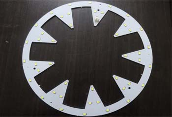 吸顶灯改造板 吸顶灯光源 LED球泡灯散件 LED铝材灯 现代简约灯