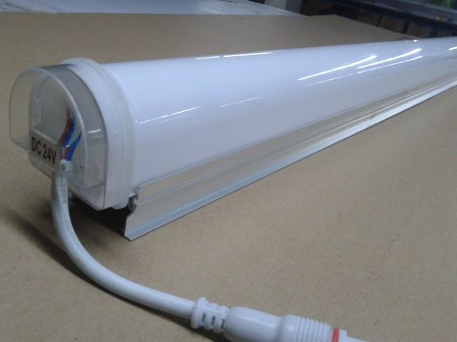 5050奶白管+铝槽(单色,内控)