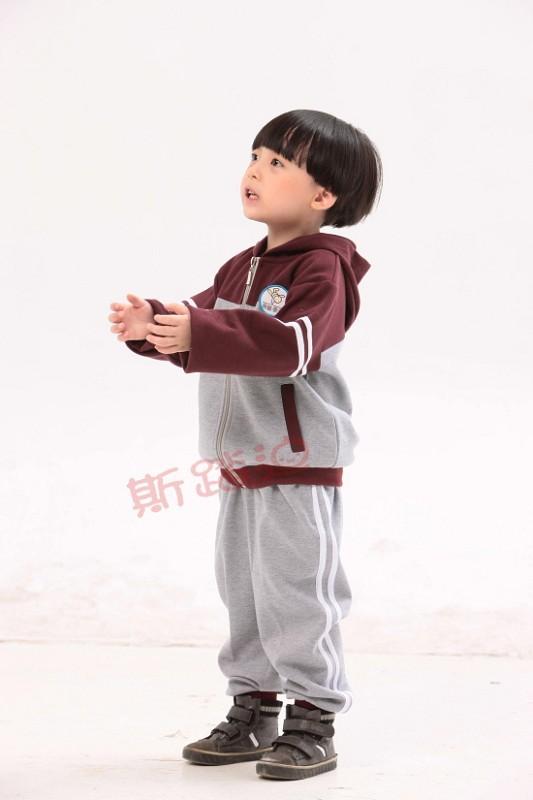 幼儿园服装生产(图)