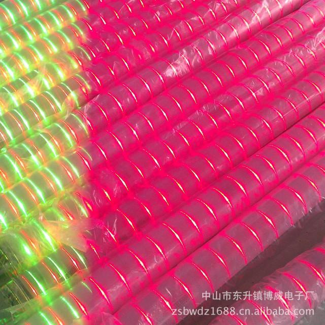 低价促销超亮LED护栏管 外控 楼体轮廓照明 城市亮化工程