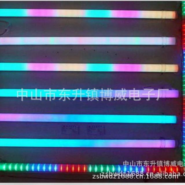 专业生产销售LED护栏管内控六段108灯 品质赢得天下客