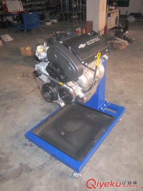 科鲁兹led发动机拆装台架(图)