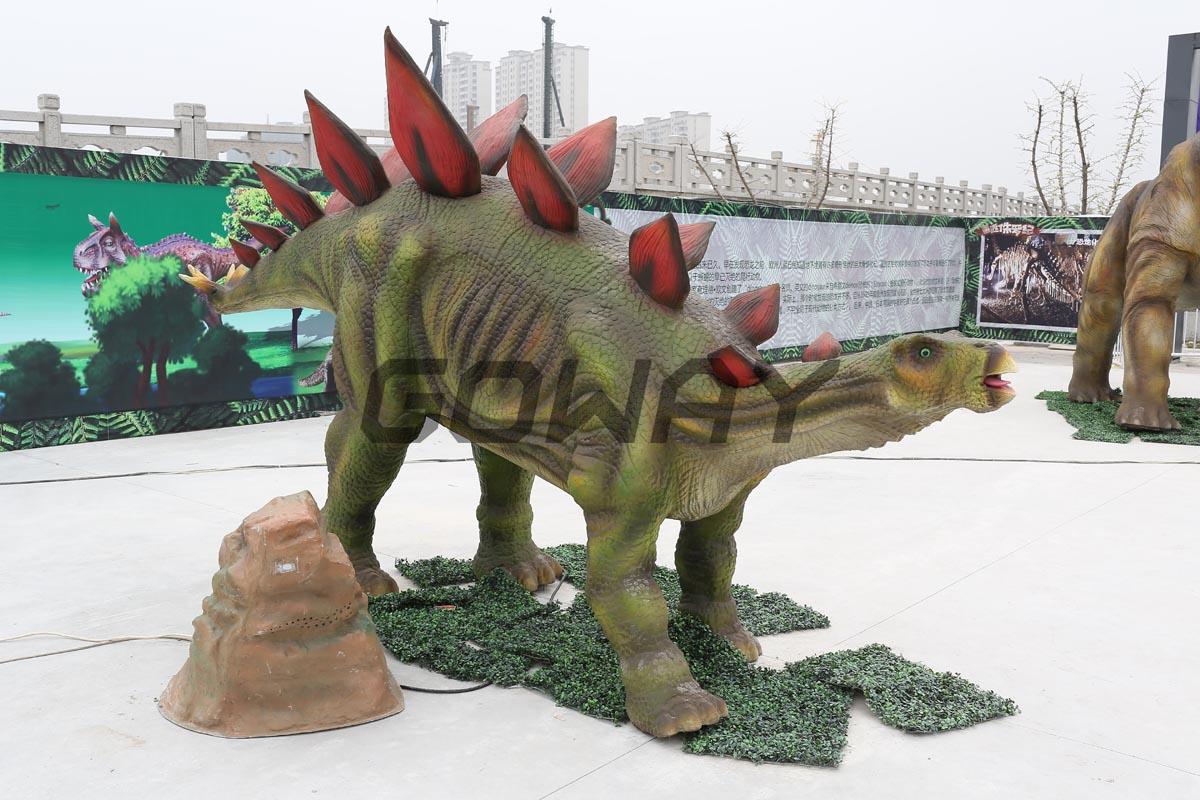 长期出租腕龙双冠龙等恐龙模型