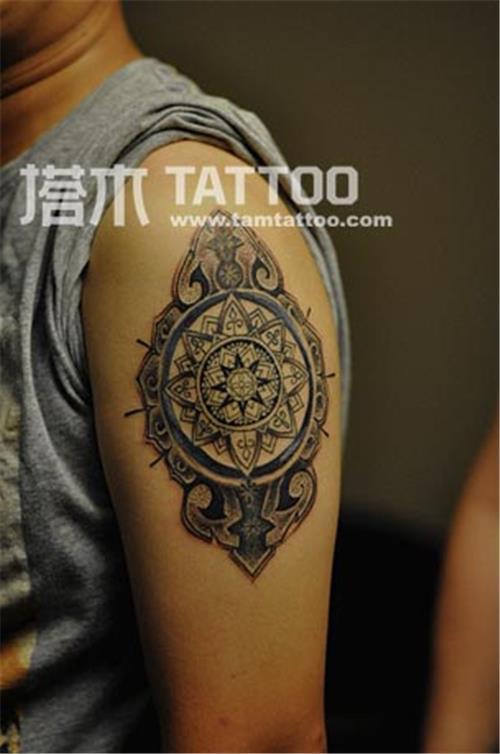 通州区纹身店图片