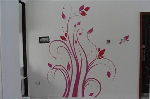 沈阳时尚手绘墙画