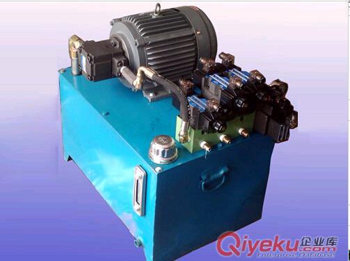 液压系统-东莞市庆晟五金有限公司提供液压系统的图片