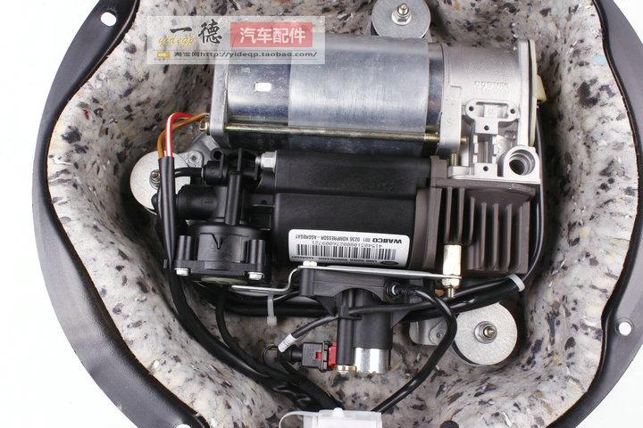 路虎揽胜打气泵 发现四 发现三 减震打气泵配件