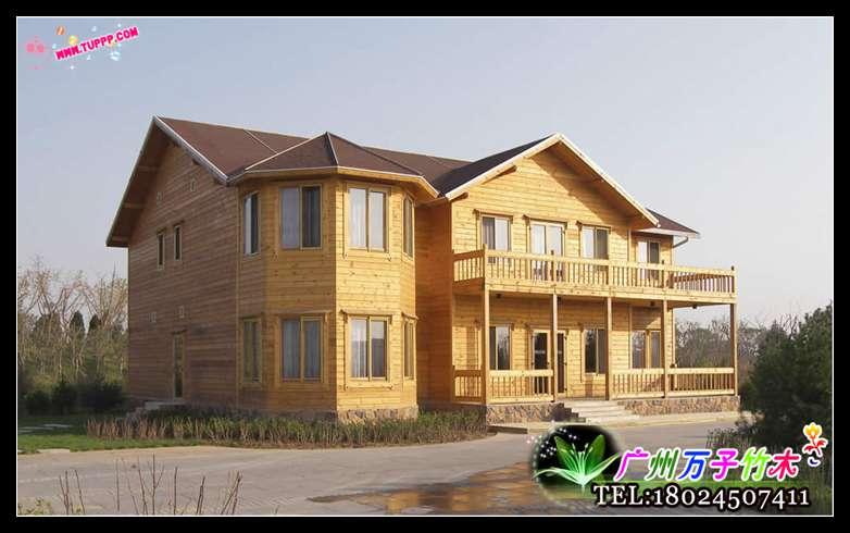 家分享mc二层泳池小别墅设计图