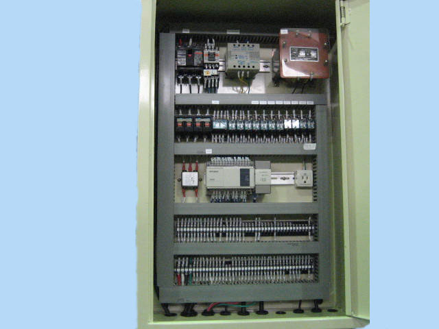 电箱配置图