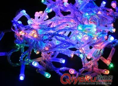 LED节日灯,彩色灯串,跳变灯串,挂树灯,瀑布灯,网灯